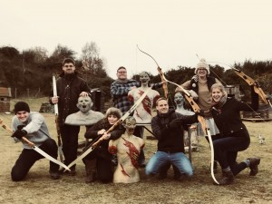 Team zombie shooter