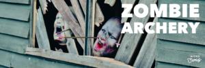 Zombie archery norfolk